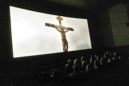 """""""Die Passion Christi"""" im Kino: Kassenrekorde in der arabischen Welt"""