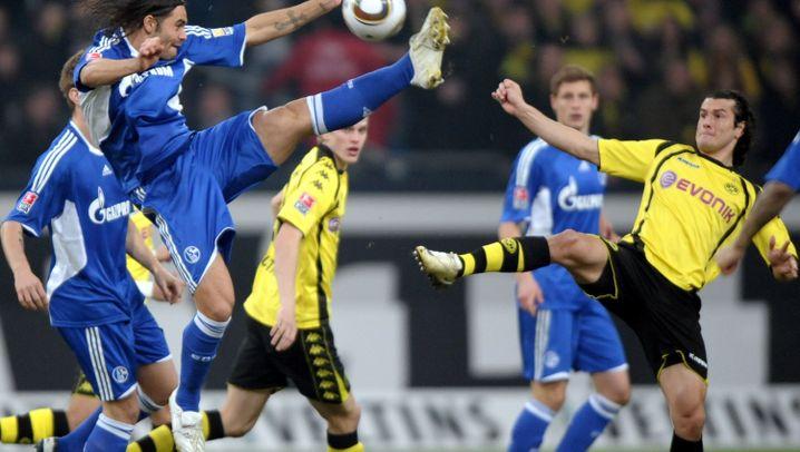 135. Revier-Derby: Königsblau siegt gegen Schwarz-Gelb