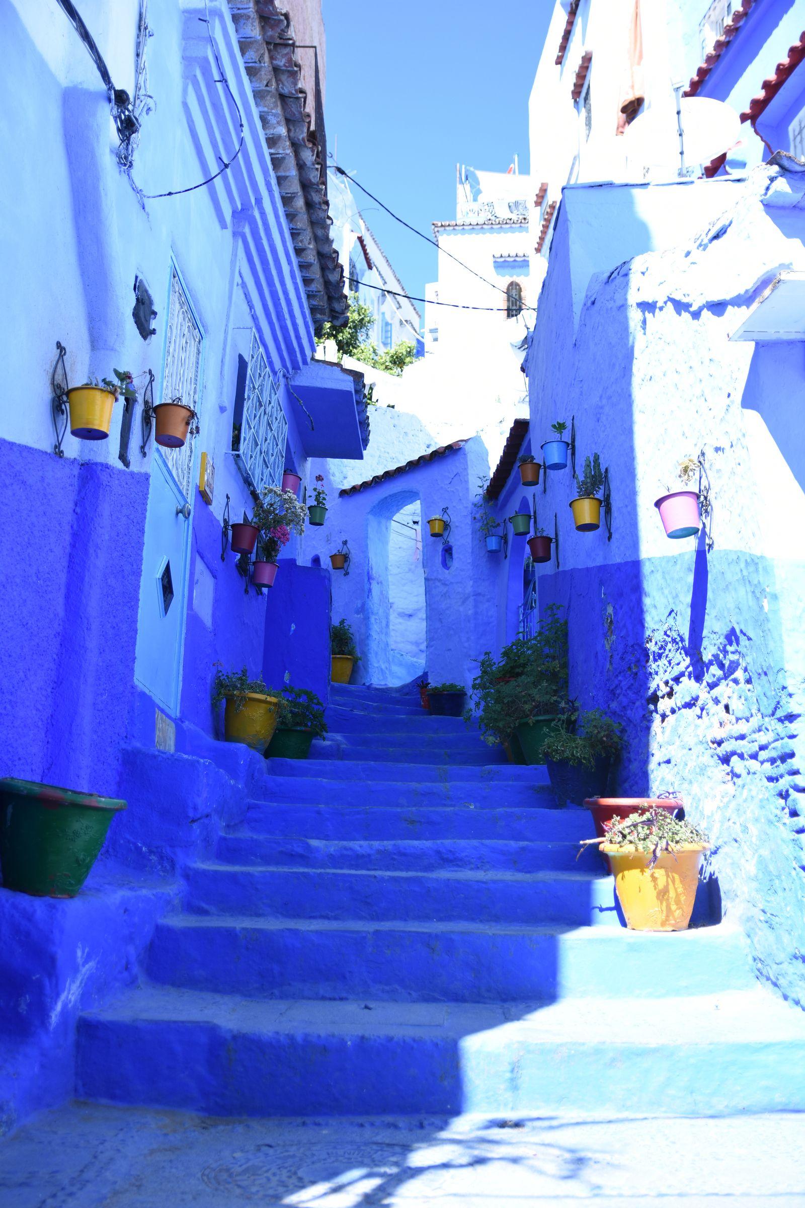 Marokko/ Chefchaouen