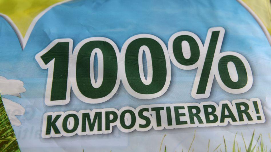 Bioplastiktüte: Gefühlt besser?