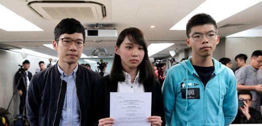 Hongkong: Demokratie-Aktivist Nathan Law flieht aus chinesischer Sonderverwaltungszone
