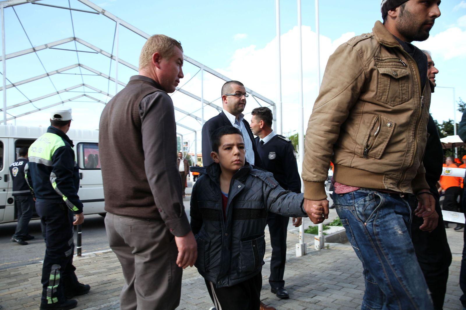 Zypern / Flüchtlingen