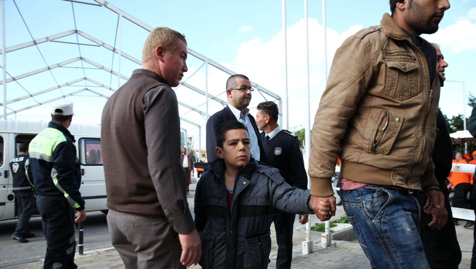 Syrische Flüchtlinge (bei der Ankunft in Zypern): Mehr Geld für die Kommunen