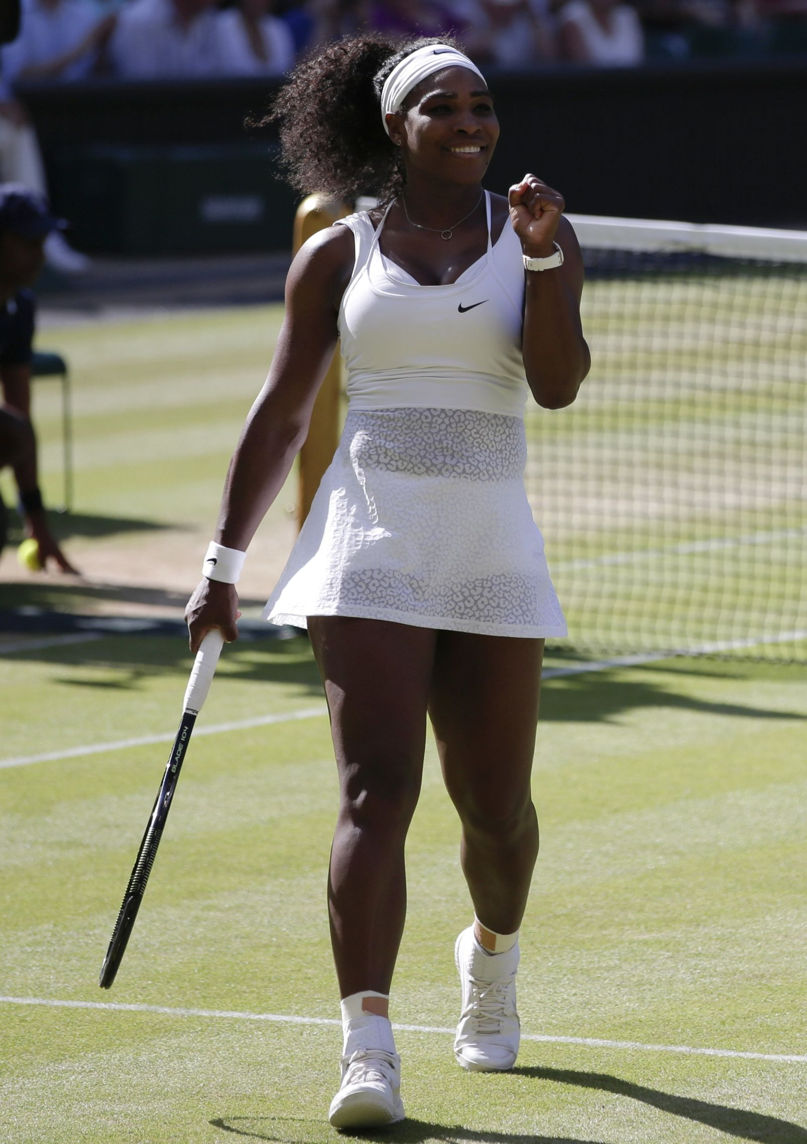 Wimbledon Tennis Serena Williams