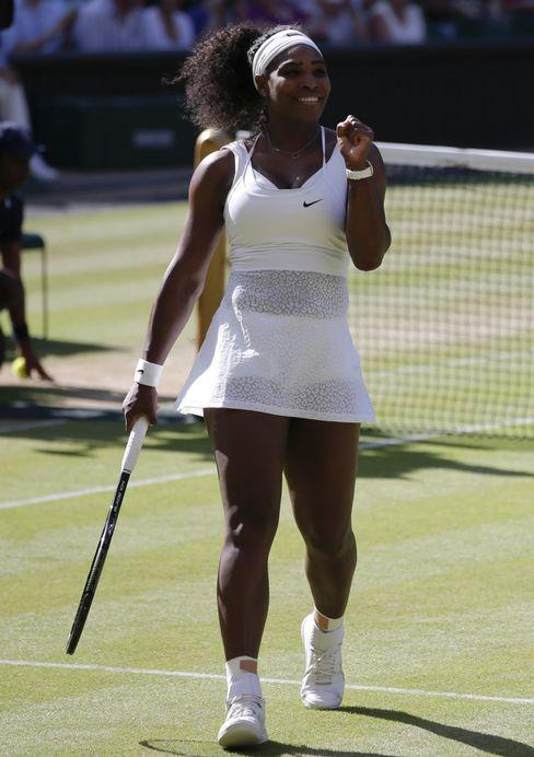 Serena Williams: Bis auf zwei Titel an Steffi Graf herangerückt