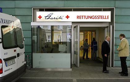 Rettungsstelle der Charité: Aids-Test für die Opfer