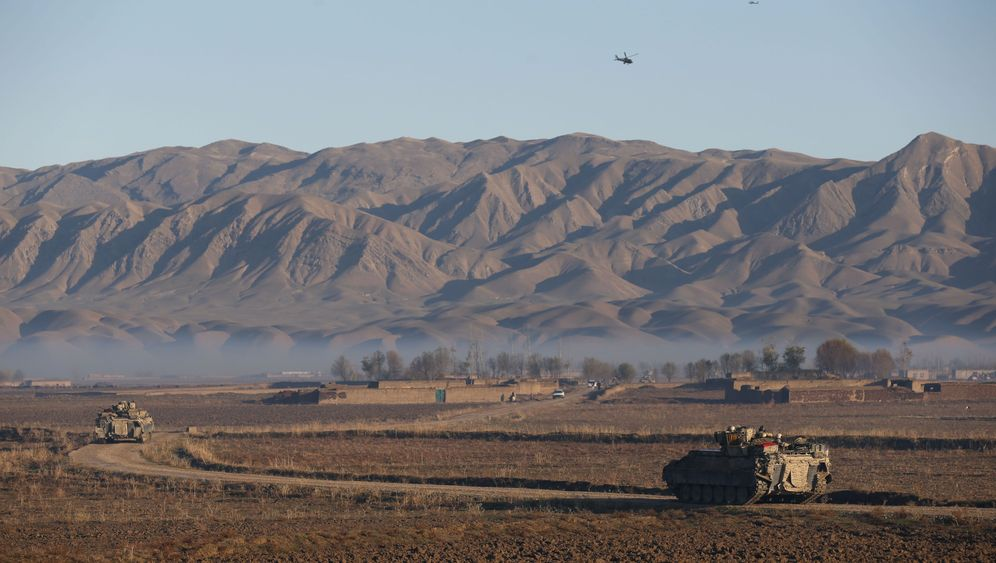 Photo Gallery: Afghan Workers Left in Danger by German Military