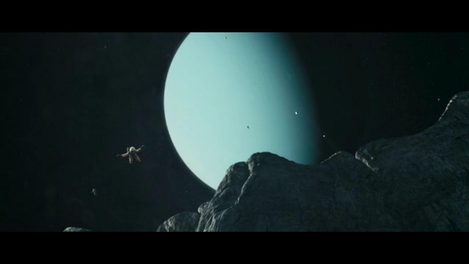 NUR ALS ZITAT Screenshot Kurzfilm/ Wanderers/ Erik Wernquist