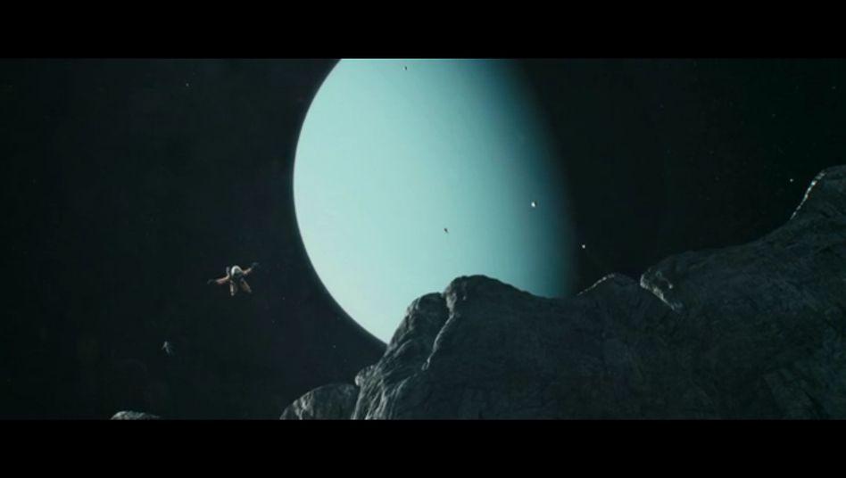 "Szene aus ""Wanderers"" (Video-Screenshot): Spektakuläre Bilder, monumentaler Soundtrack"