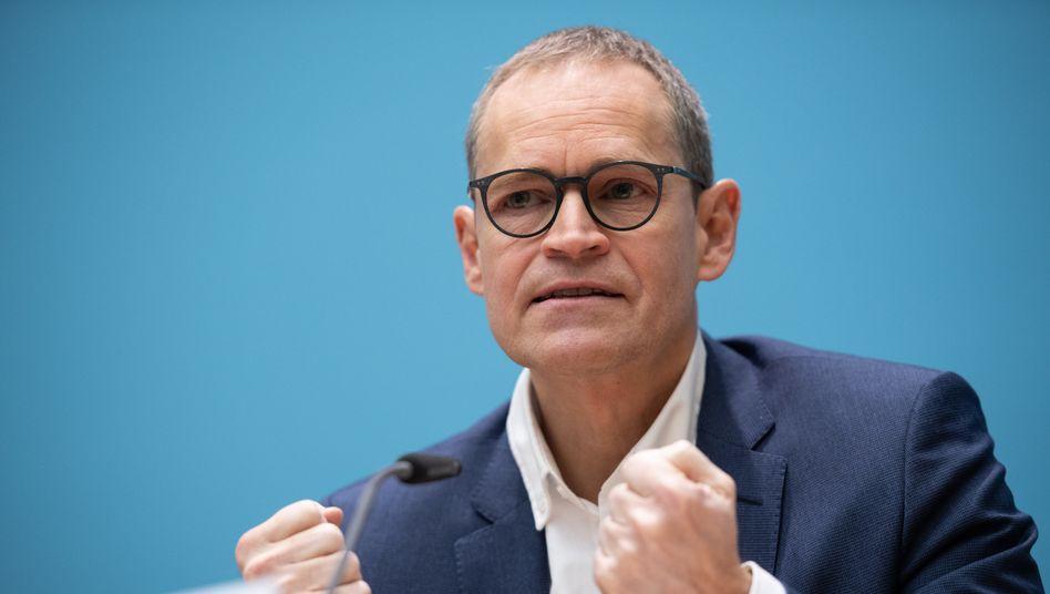 Michael Müller: 2021 will er in den Bundestag
