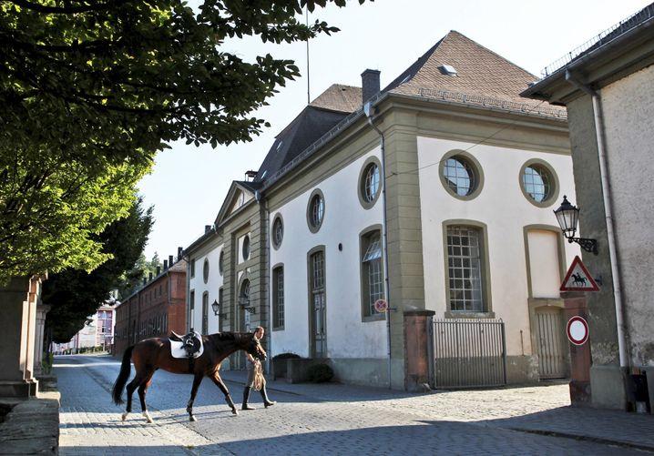 Hessisches Landesgestüt in Dillenburg