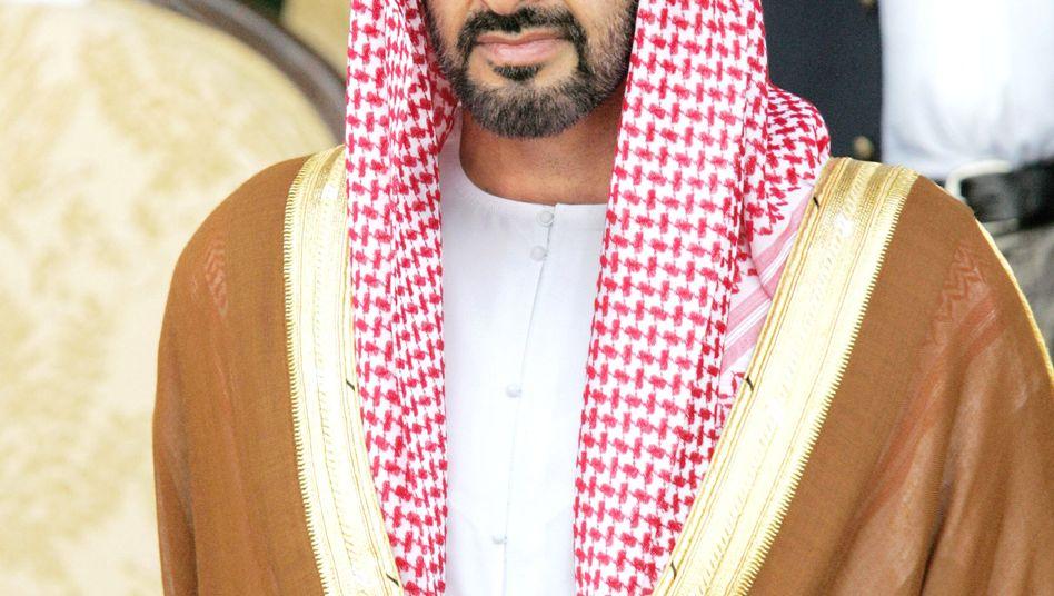 """Emirate-Kronprinz Bin Zayed: US-Angriff auf Iran """"nur eine Frage der Zeit"""""""