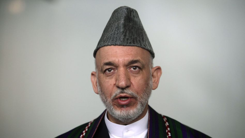 Afghan President Hamid Karzai: A symbol for all the malaise that plagues his country