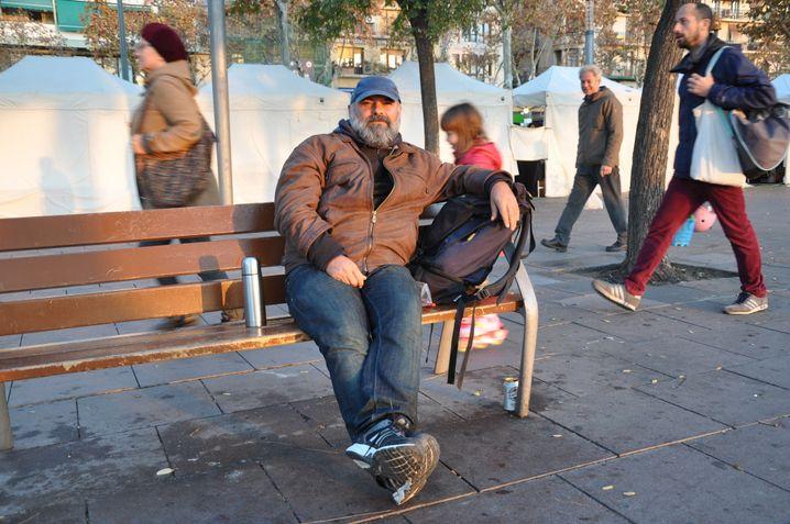 Kein Einzelfall: Langzeitarbeitsloser Greus