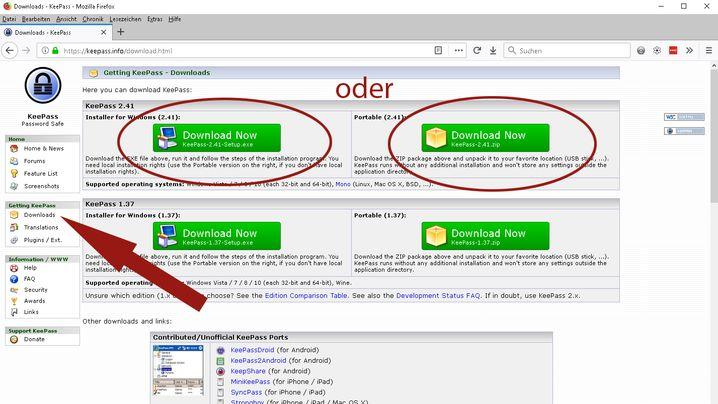 Offline ist (vielleicht) besser: So funktioniert KeePass