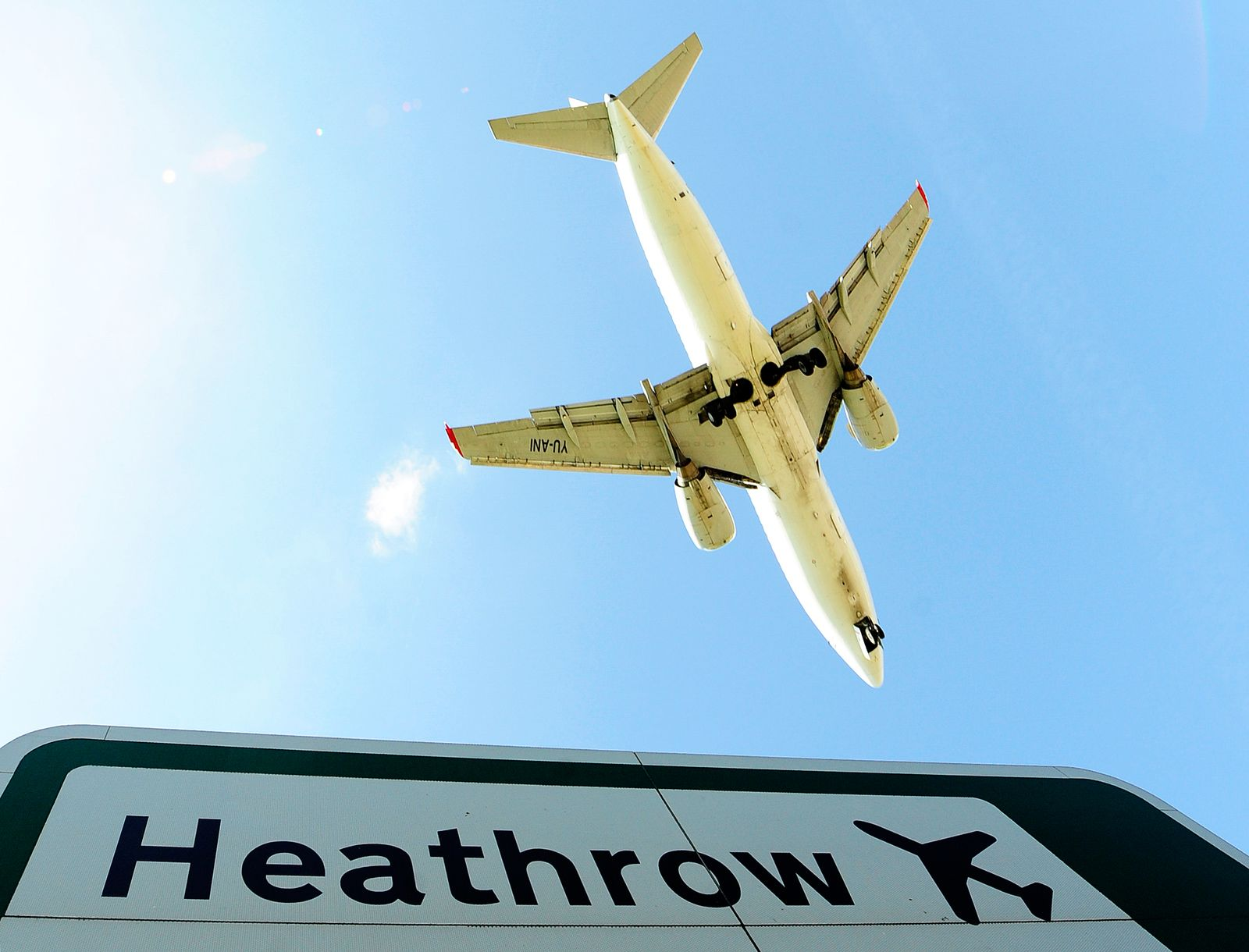 Londoner Flughäfen / Heathrow