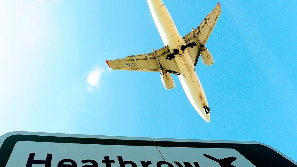 Verkehrsachse London: Die Hauptstadt der Flughäfen