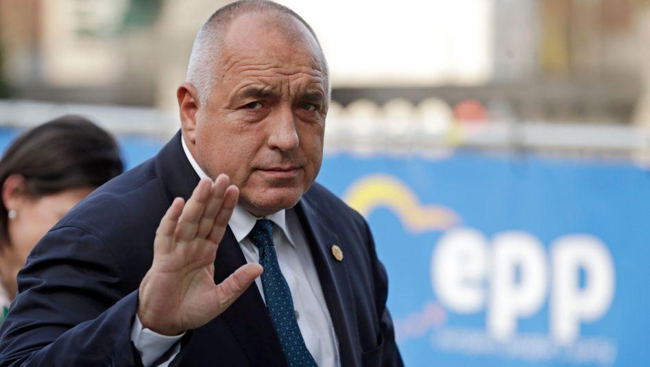 """Bulgariens Regierungschef Borissow: """"Bruder Bojko"""" gibt sich gemäßigt, regiert aber mit harter Hand"""