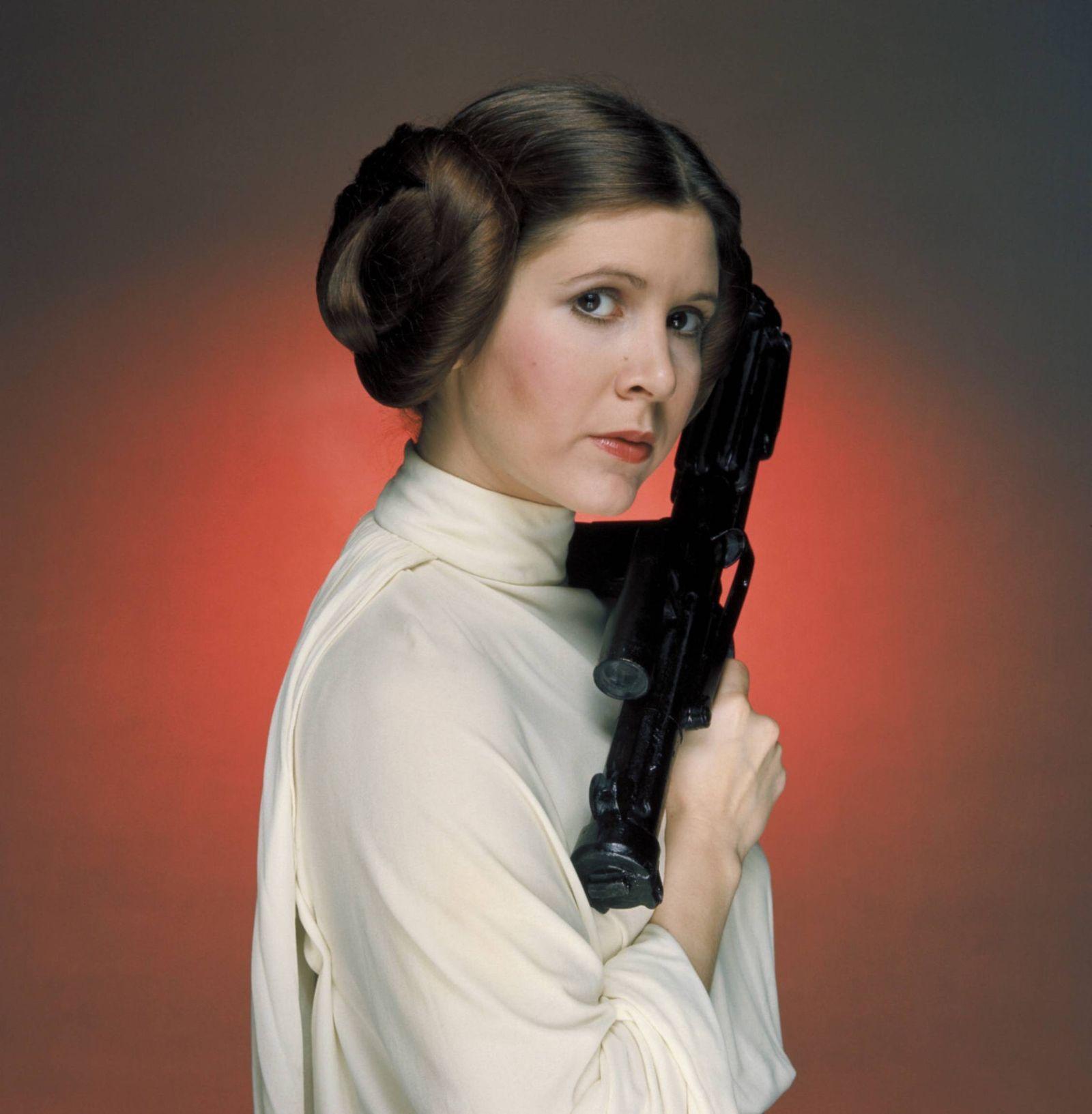 EINMALIGE VERWENDUNG Star Wars / Leia / Kleidung