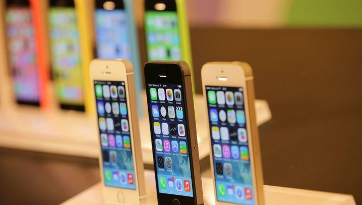 Neues Smartphone: Die besten Bilder der iPhone-Präsentation