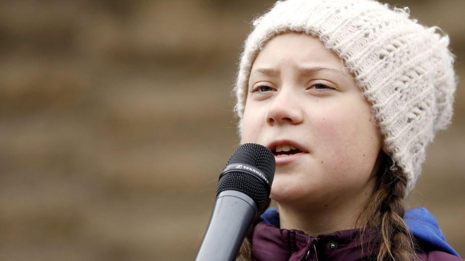 """""""Greta kann nicht die Retterin des Klimas sein"""", sagt ihr Mentor Kevin Anderson"""