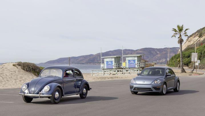VW-Auslaufmodell: Wie aus dem Käfer ein Beetle wurde