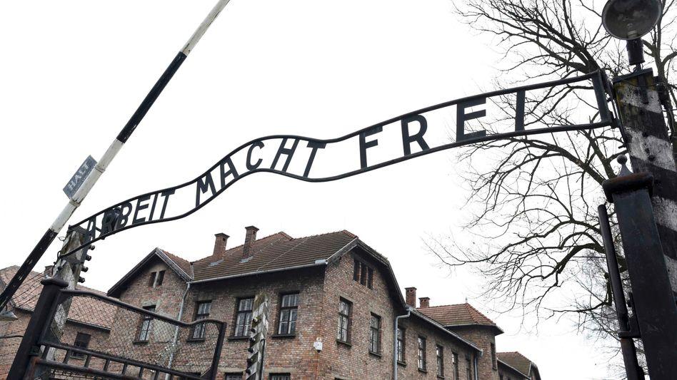 Ehemaliges KZ Auschwitz