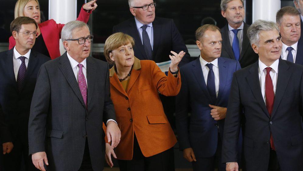 Gipfel zur Flüchtlingskrise: Kampf dem Chaos