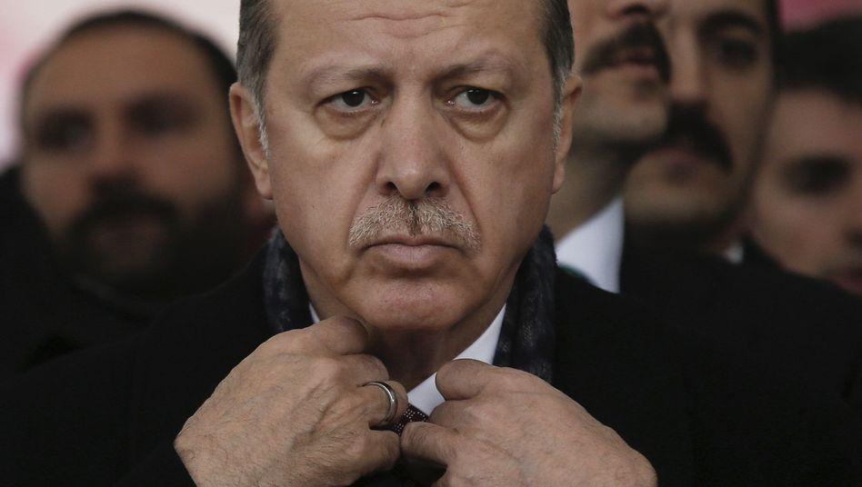 Der Spiegel Erdogan