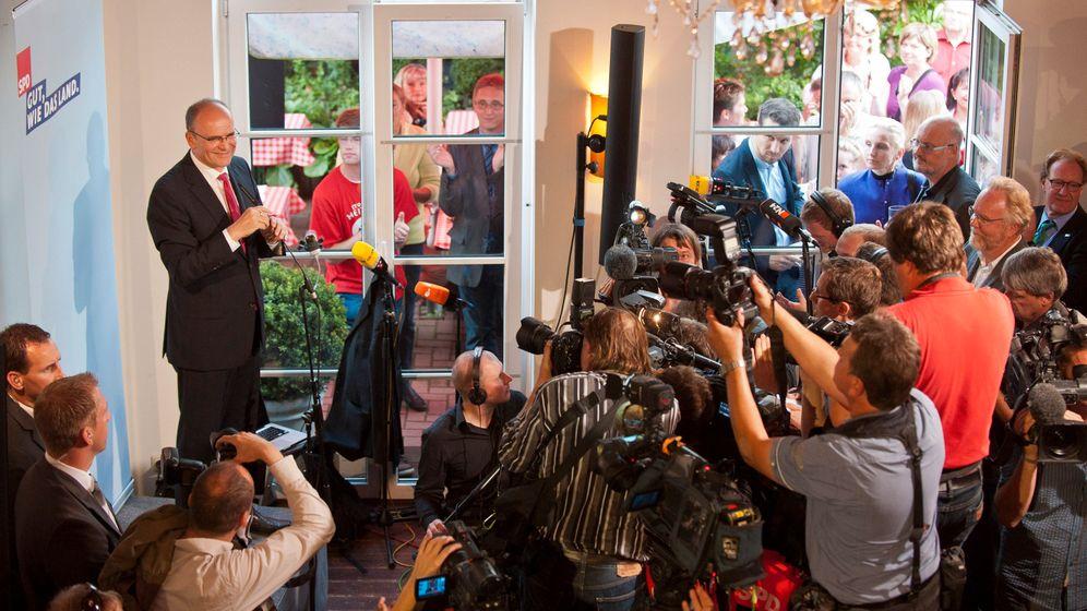 Photo Gallery: Election in Mecklenburg-Western Pomerania
