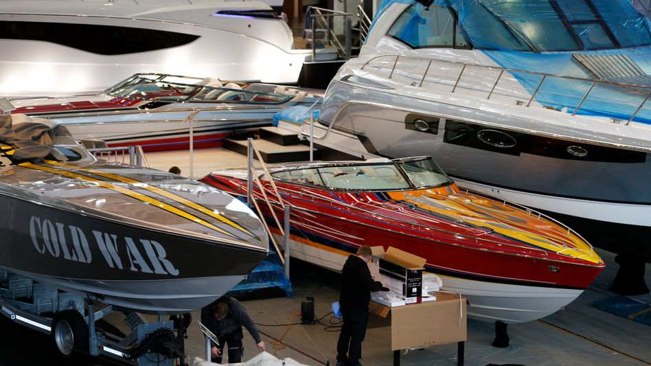 Bootsausstellung: Vermögen wird größer, die Schulden nehmen ab