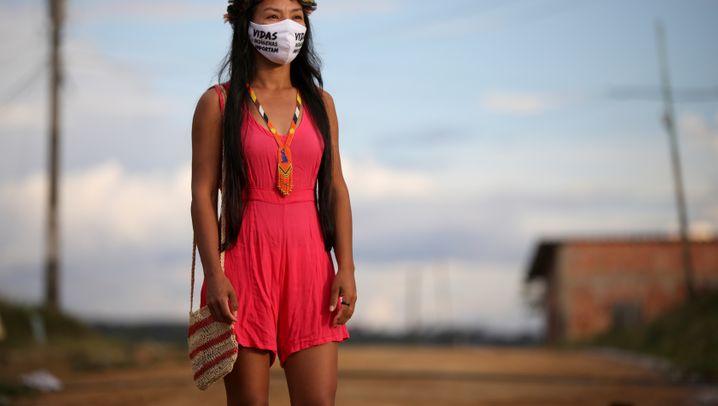 Indigene Bevölkerung Brasiliens: Kampf gegen das Virus