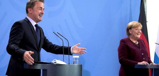 Angela Merkel auf EU-Gipfel: Lob für die »Kompromissmaschine«