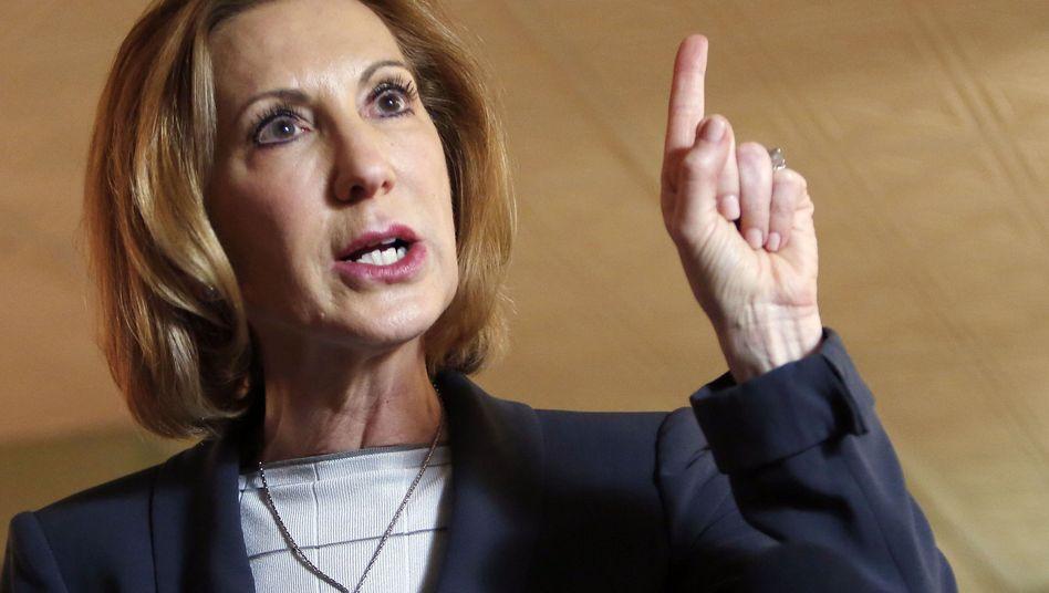Carly Fiorina: Noch nie ein öffentliches Amt
