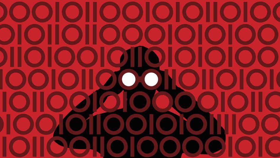 Überwachung (Symbolbild): EU-Institutionen streiten über Datenschutzreform