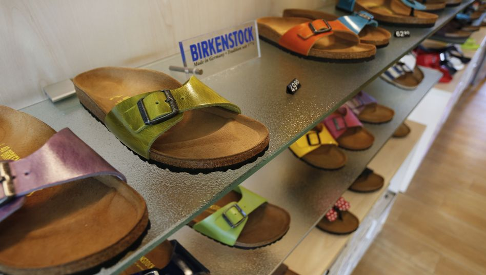 Birkenstock-Laden (Archiv)