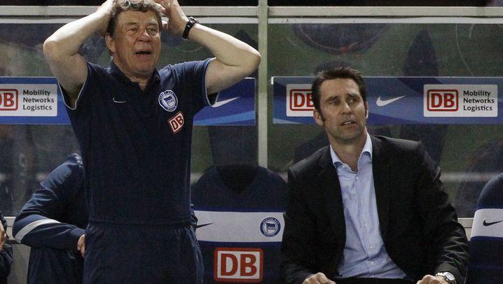 Heatmap-Analyse: Bröker wie Messi, Ben-Hatira zweikampfschwach