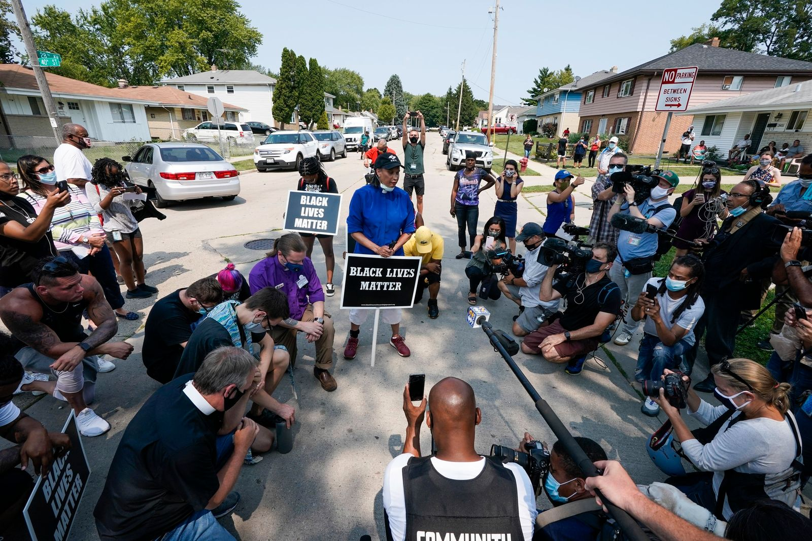 Police Shooting Wisconsin