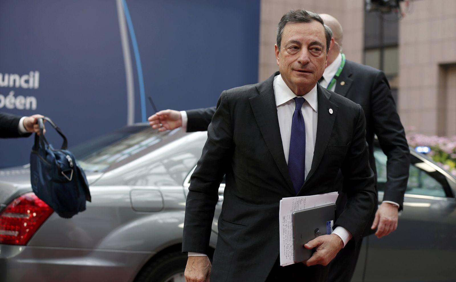 Mario Draghi / Brexit