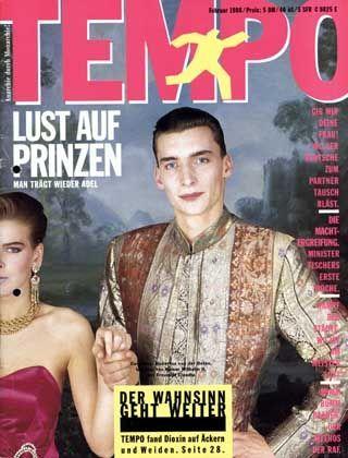"""""""Tempo"""" 1986: Den Laden gründlich aufmischen"""