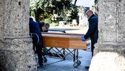 """""""In der Lombardei stapeln sich die Särge vor den Krematorien"""""""