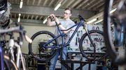 Neues Fahrrad vergeblich gesucht