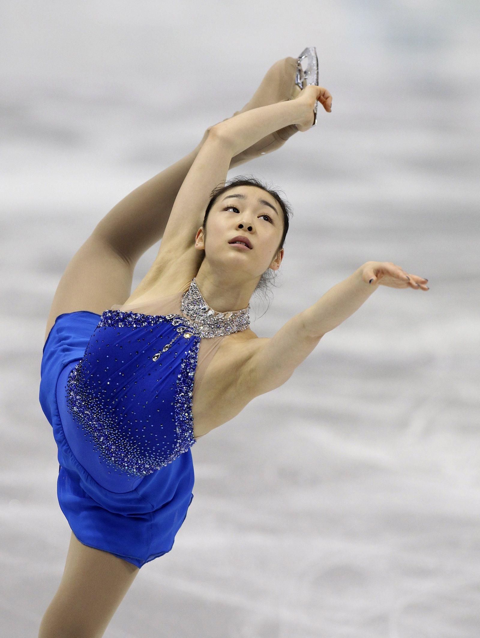 Vancouver Olympics Figure Skating