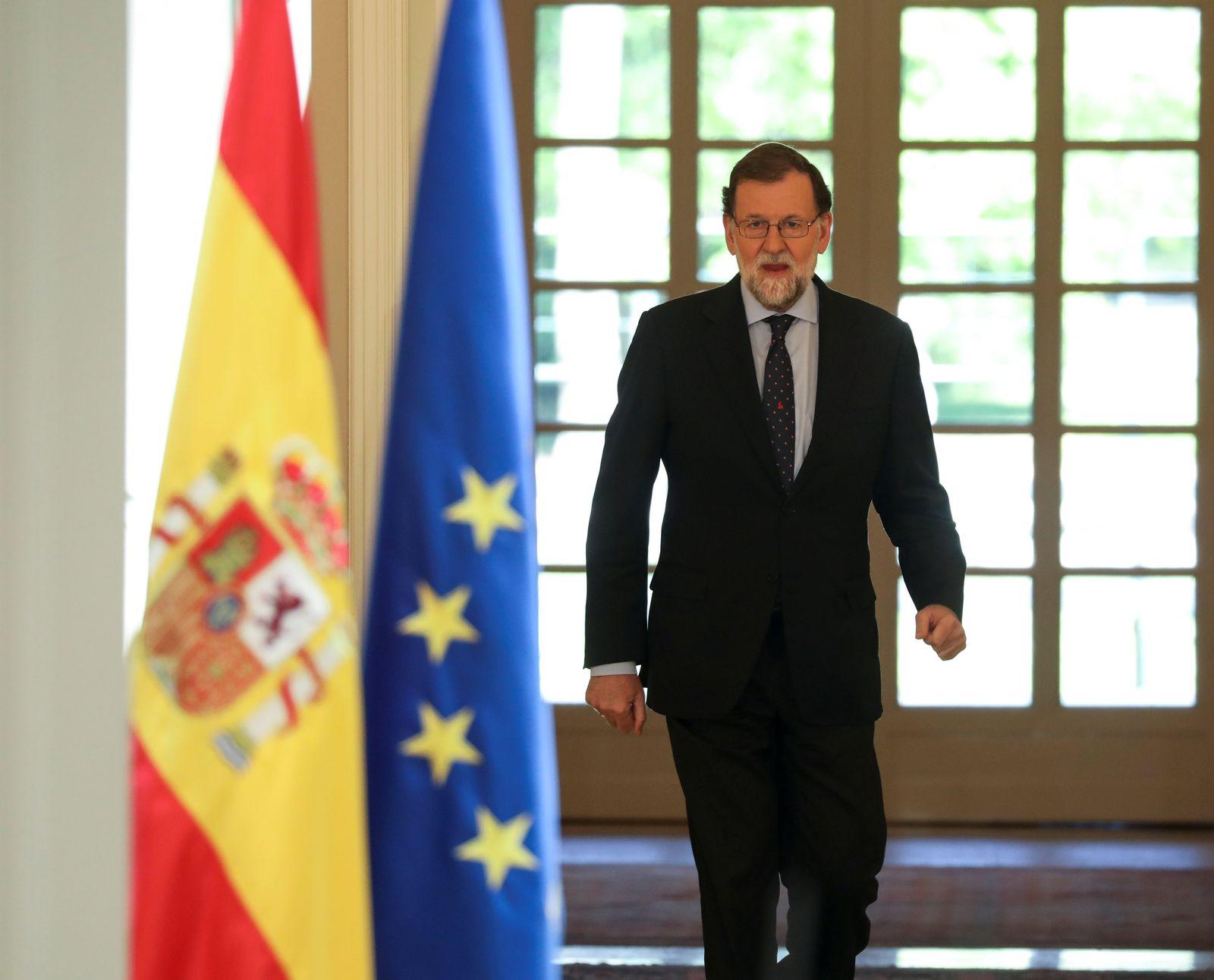 SPAIN-ETA/RAJOY