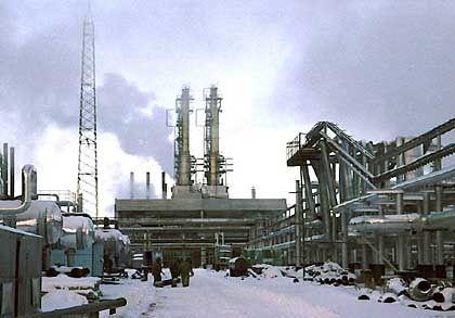 Erdgasproduktion in Sibirien: Wichtige Entscheidung für die deutsche Energieversorgung