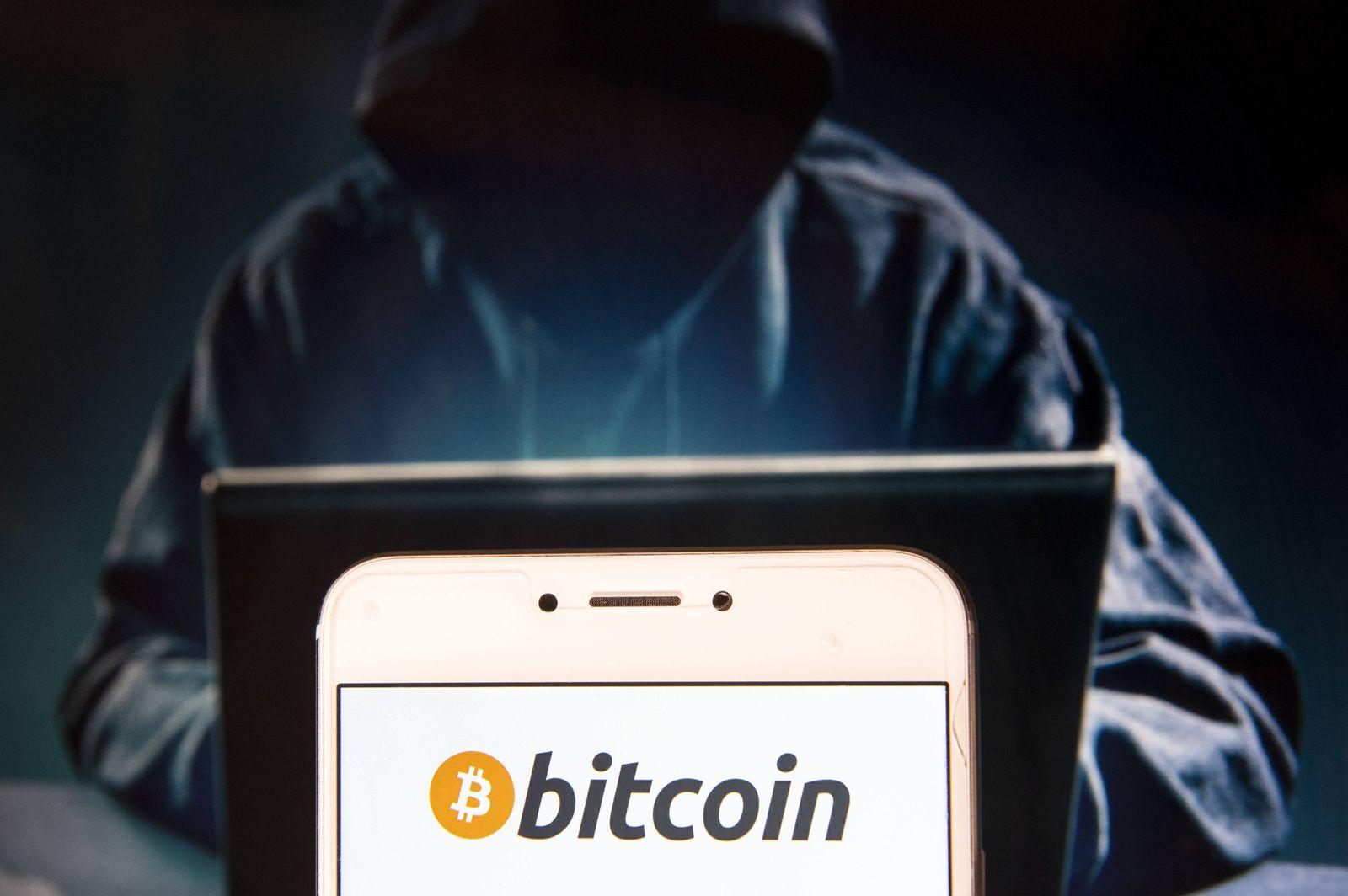 EINMALIGE VERWENDUNG Bitcoin/ Erpressung/ Betrug