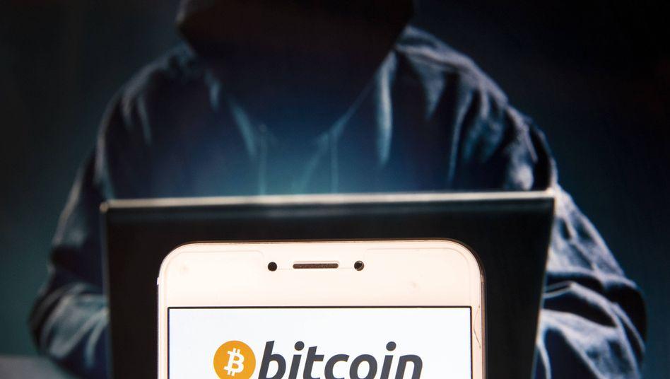 Erpresser Mail Bitcoin