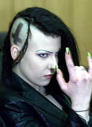 Verurteilte Satanistin Manuela Ruda