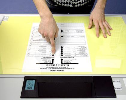 Herkömmlicher Wahlcomputer: Sind diese Geräte vor Manipulation sicher?