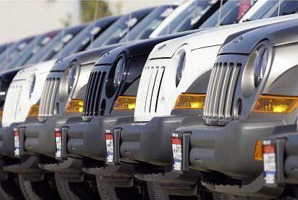 Wagenpark: Moderne Wagen besser stellen?